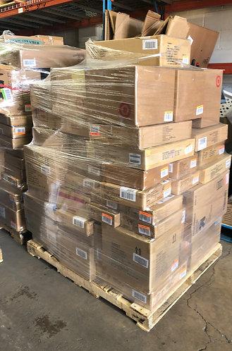 DOT COM Overstock Pallet - Manifested -  559 Units - $6,219 Orig. Retail