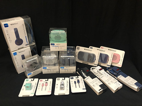 Case Lot of Electronics - New Overstocks & Shelf Pulls