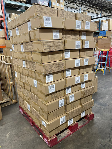Pallet of Goodfellow Face Masks - 195 Cases - New Overstock Condition