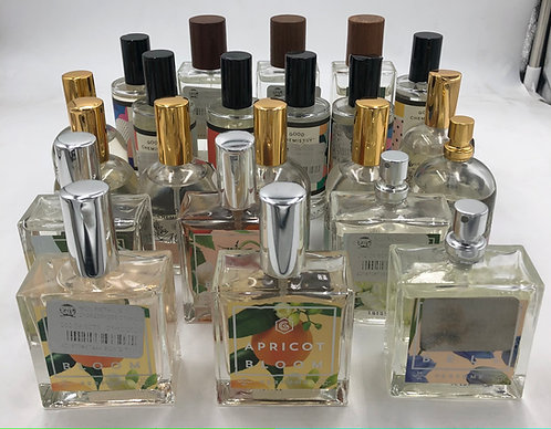 Case Lot of Good Chemistry Perfumes - 22 Units - Tester Bottles