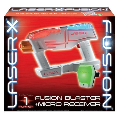Case Lot of Laser X Fusion Laser Tag Toys - 35 Units - Shelf Pulls