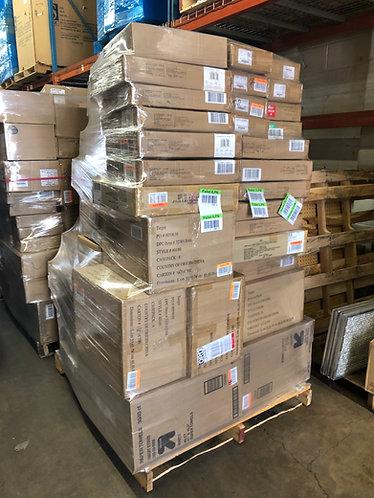 T@RGT DOT COM Overstock Pallet - Manifested -  799 Units - $7,897 Orig. Retail