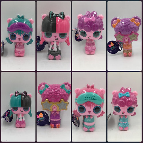Pop Pop Hair Surprise Toys - 40 Units - New Overstock Condition