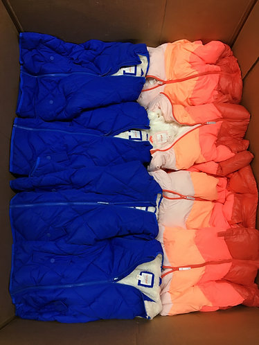 Pallet of Kids Winter Jackets - 151 Units - Manifested - Shelf Pull Condition