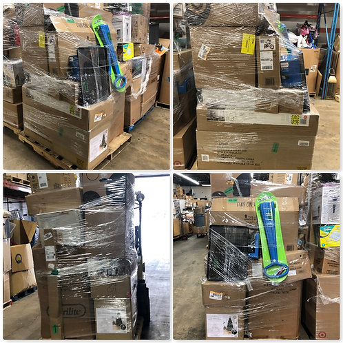 T@RGT General Merchandise Pallet - Marked Down!