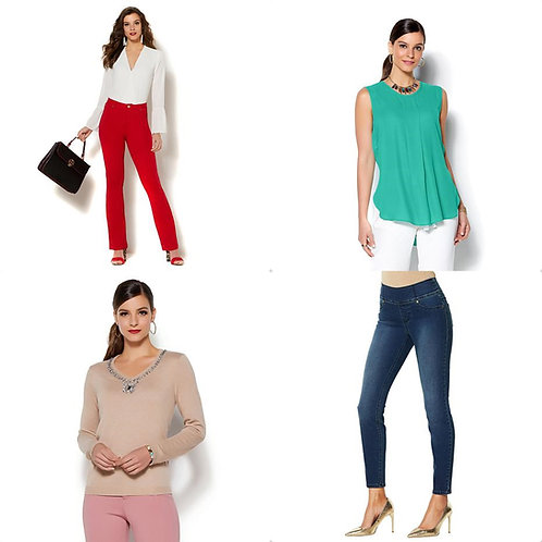 High Quality Brand Name Fashion Apparel - New Overstock Condition