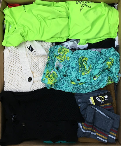 Case Lot of Kid's Clothing - 66 Units - Shelf Pull Condition - Manifested