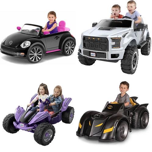 Power Wheels Truckload - 26 Pallets -Customer Returns