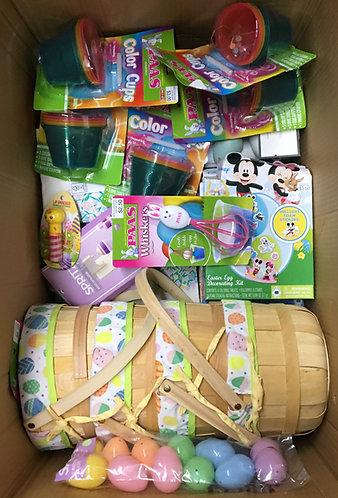 Case Lot of Easter Merchandise - 62 Units - Manifested - Shelf Pulls