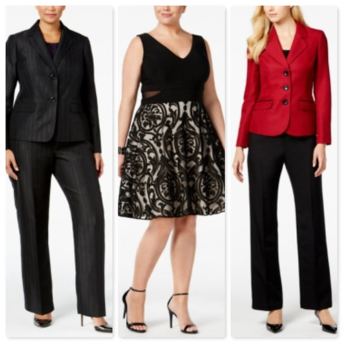 Case Lot: High-End Dept. Store Dresses & Suits - Manifested