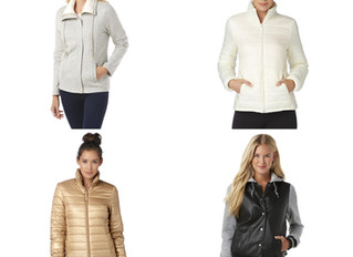 Case Lot of Women's Coats