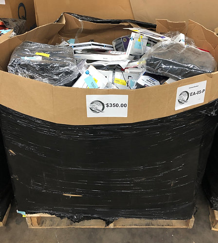 Pallet of Electronics Accessories - Customer Returns