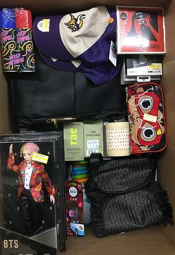 Case Lot of Mixed General Merchandise - 69 Units - Manifested - Shelf Pulls