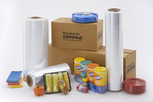 Cryovac Heat Shrink Film - 27 Units Orig. Retail $6,750