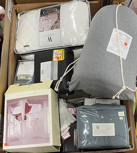 B*D B*TH & B*YOND Pallet - 141 Units - $3,201 Original Retail - Store Stock