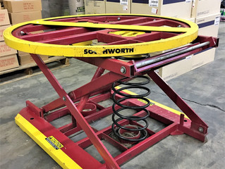 Southworth PalletPal 360 Spring Level Loader