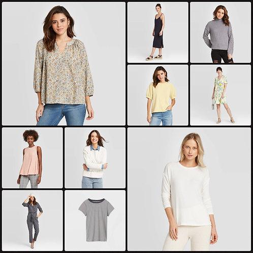 T@RGT Overstock Women's Apparel - 288 Units - $5,437 Orig. Retail