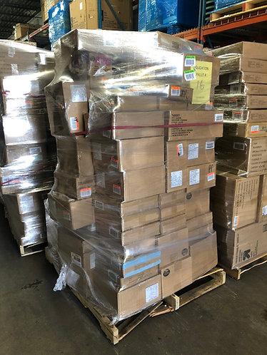 T@RGT DOT COM Overstock Pallet - Manifested -  770 Units - $6,333 Orig. Retail