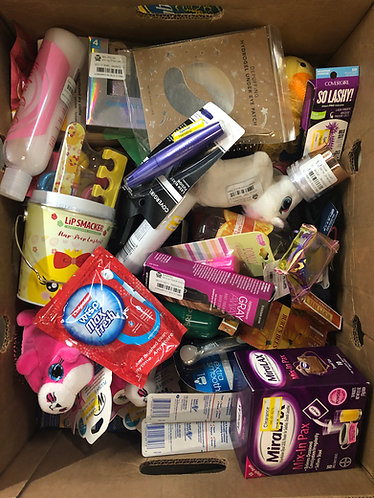 Case Lot of Health & Beauty Items