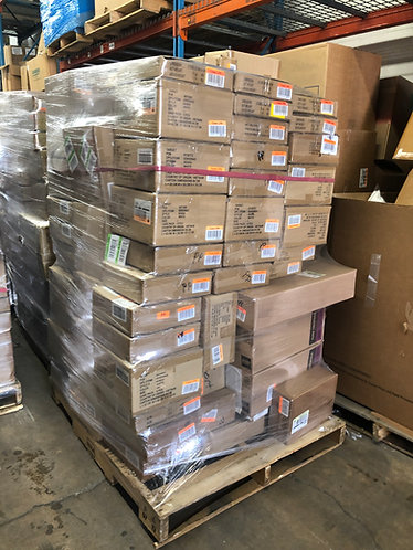 T@RGT DOT COM Overstock Pallet - Manifested - 729 Units - $8,135.61 Orig.Retail