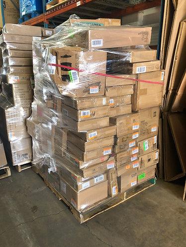 T@RGT DOT COM Overstock Pallet - Manifested -  627 Units - $7,238 Orig. Retail