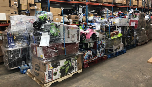 Power Wheels & Ride-On Toys Pallets