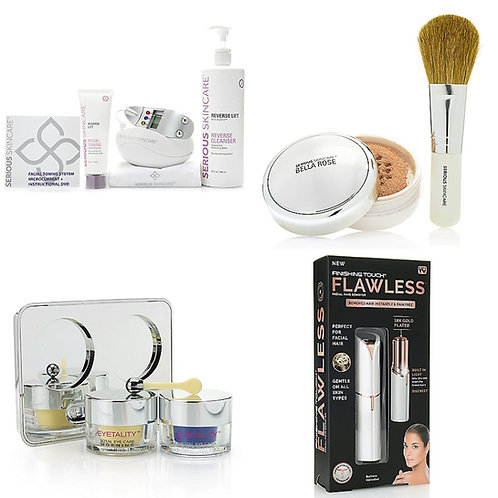 DOT COM Beauty & Skincare Products - 12 Pallets -Over $227,000 Retail