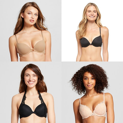 Case Lot: T*RGT Bras - Manifested - 103 Units - $1,438 Orig. Retail