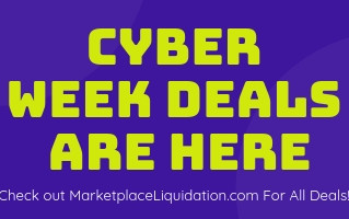 Cyber Week Deals Are Here!