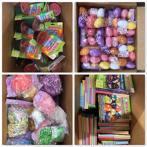 Seasonal Easter Pallet - Manifested - Shelf Pulls