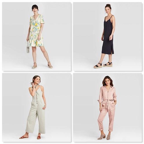 T@RGT Overstock Women's Apparel - 213 Units - $4,672 Orig. Retail