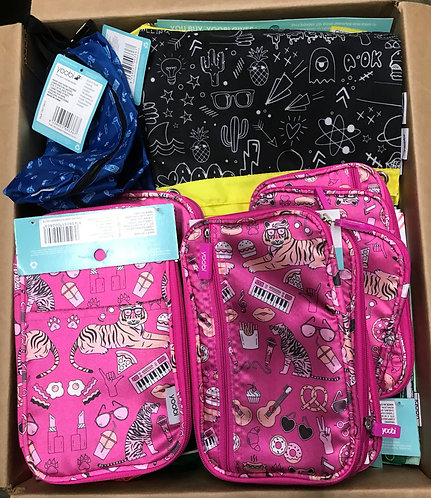 Case Lot of School Supplies - 106 Units - Shelf Pulls