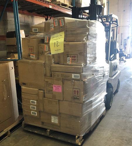T@RGT DOT COM Overstock Pallet - Manifested - 329 Units - $3,476 Orig. Retail