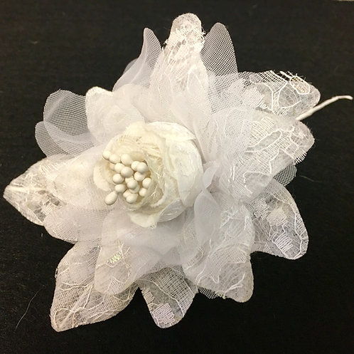 Beautiful Pearls & Lace Silk Flowers - 1452 Units, Orig. Retail Value $3327