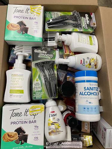 Case Lot of Health & Beauty Items - 118 Units - Manifested - Shelf Pulls