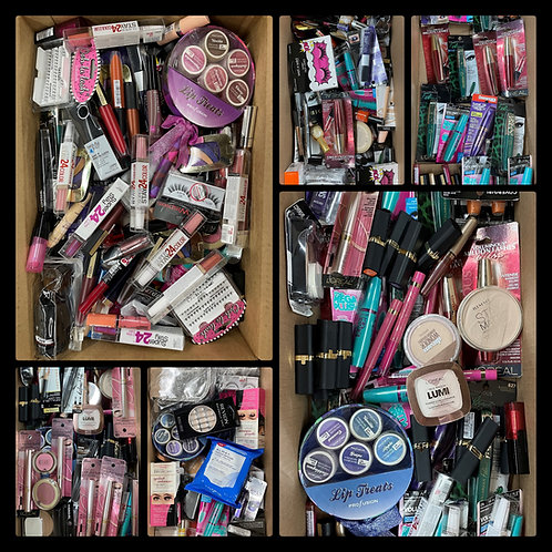 Assorted Cosmetics Lots - Shelf Pull Condition