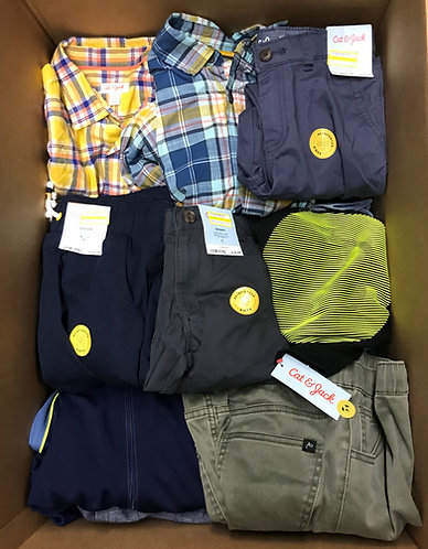 Case Lot of Kids Clothing - 78 Units - Manifested - Shelf Pull Condition