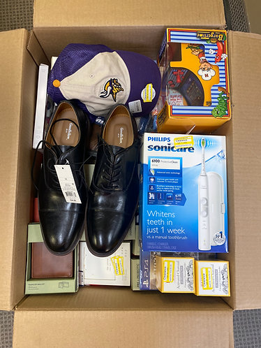 Case Lot of T@RGT General Merchandise - 95 Units - Manifested