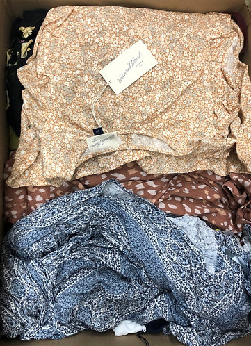 Case Lot of TGT Women's Apparel - 47 Units - Manifested - Shelf Pulls