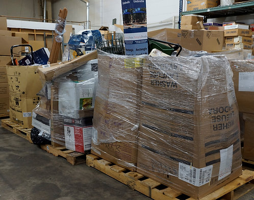 12 Pallets of Tools, Home Improvement Items & More - Customer Returns
