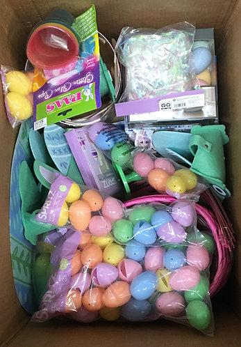 Case Lot of Easter Merchandise - 104 Units - Manifested - Shelf Pulls