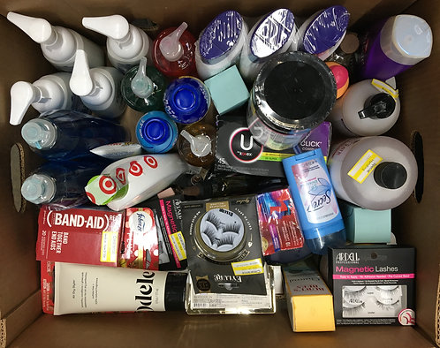 Case Lot of Health & Beauty Items - 75 Units - Mixed Conditions