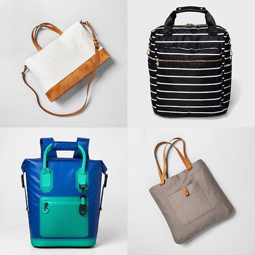 Case Lots of Purses & Handbags - 10 Units - Manifested - Shelf Pulls