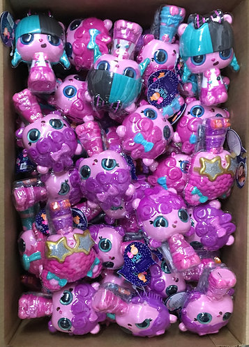 Pop Pop Hair Surprise Toys - 79 Units - New Overstock Condition