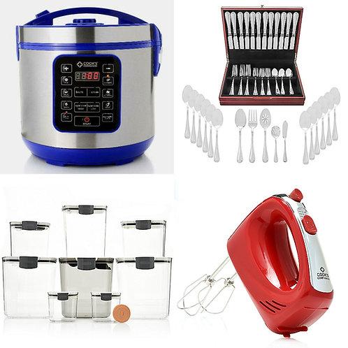 DOT COM Small Appliances/Home Goods/Hard Goods Truckload