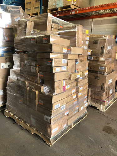 T@RGT DOT COM Overstock Pallet - Manifested - 911 Units - $9,333 Orig. Retail