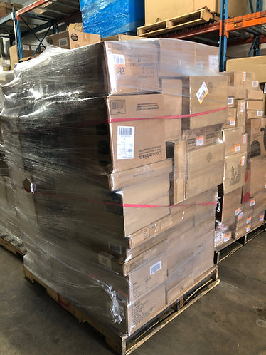 T@RGT DOT COM Overstock Pallet - Manifested -  637 Units - $6,794 Orig. Retail