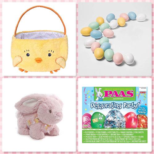 Case Lot of Easter Merchandise - 65 Units - Manifested - Shelf Pulls