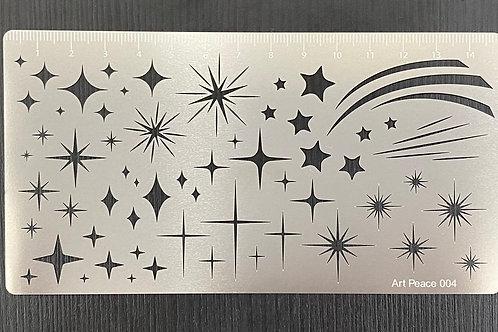 IP-Stencil, Shooting Stars