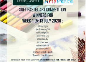 Faber-Castell Soft Pastel Art Competition